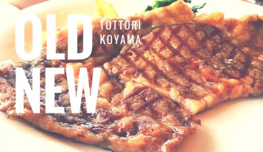 【OLD NEW】9号沿いのあのお店!ガッツリ食べれる洋食ランチとレトロな風情漂うレストラン/鳥取市