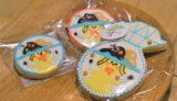 ベビココchisatoさんの「たべろう君」アイシングクッキーが素敵すぎました!
