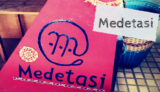 【Medetasi】田んぼの真ん中!手作りごはんと器で楽しむほんわかカフェ/八頭町