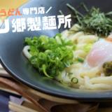 【大江ノ郷製麺所】卵を存分に楽しむ釜玉うどんのお店!/八頭町