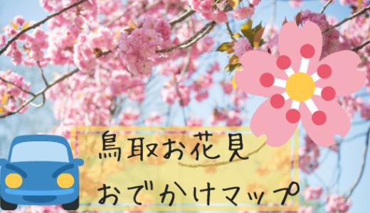 【鳥取の桜 お花見マップ】40カ所以上の桜の名所をご紹介!