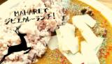 【カリーハウスMAHARE】新鮮なジビエカレーランチ&若桜をぶらぶら観光