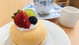 【ベルハウス】お茶もできるコナン通り近くのケーキ屋さん/北栄町