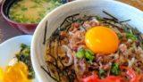【桜ん坊食堂】ジビエのまちの道の駅で鹿すき丼頂きました!/若桜