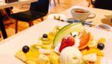 【フェリース鳥取市役所店】市役所の中のフルーツカフェ!ランチもおやつも大満足/鳥取市